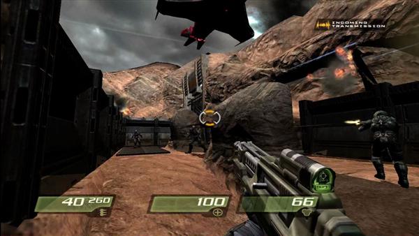 Обзор игры Quake IV