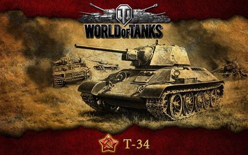 Т-34 в World of Tanks