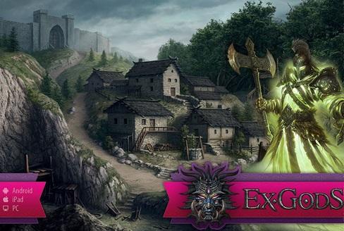 Обзор Ex Gods
